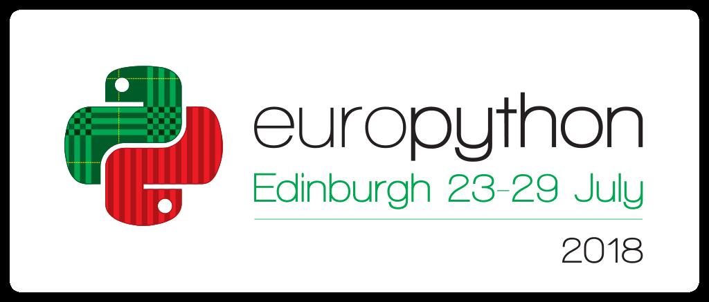 Call for Proposals · EuroPython 2018 · Edinburgh, UK, 23-29 July 2018